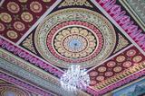 Singapore, East Singapore, Mangala Vihara Buddhist Temple, Ceiling Photographic Print by Walter Bibikow