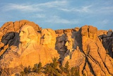 Mount Rushmore at First Light Near Keystone, South Dakota, Usa Photographic Print by Chuck Haney