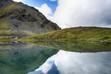 Alaska, Hatchers Pass, Summit Lake Photographic Print by Savanah Stewart