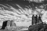 Utah. Arches National Park Photographic Print by Judith Zimmerman