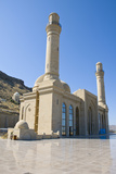 Bibi Heybat Mosque Near Baku, Azerbaijan Photographic Print by Michael Runkel