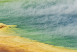 Grand Prismatic Spring, Midway Geyser Basin, Yellowstone National Park, Wyoming Photographic Print by Adam Jones