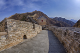 Evening Light on the Great Wall of China Photographic Print by Terry Eggers