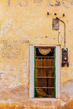 Spanish Style Doorways in the Barrio Viejo District of Tucson, Arizona, Usa Photographic Print by Chuck Haney