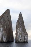 Ecuador, Galapagos Islands, San Cristobal. Kicker Rock Photographic Print by Ellen Goff
