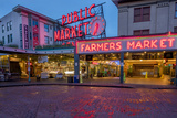 Pike Street Market in Downtown Seattle, Washington State, Usa Photographic Print by Chuck Haney