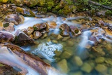 Utah, Wasatch Cache National Forest. Scenic of Little Cottonwood Creek Photographic Print by Jaynes Gallery