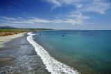California Central Coast, San Simeon, William Randolph Hearst Memorial Beach Photographic Print by David Wall