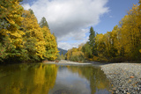 Canada, British Columbia, Vancouver Island, Cowichan Valley Photographic Print by Kevin Oke