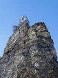 Switzerland, Bern Canton, Jungfraujoch, Sphinx Observatory Photographic Print by Jamie And Judy Wild