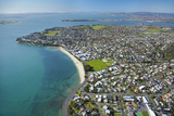 St. Heliers Bay, Auckland, North Island, New Zealand Photographic Print by David Wall