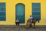 Cuba, Sancti Spiritus Province, Trinidad Photographic Print by Inger Hogstrom