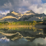 Mount Kidd, Kananaskis Country, Alberta Photographic Print by Tim Fitzharris