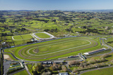 Pukekohe Park Raceway with Motor and Horse Racing Circuits, Pukekohe, New Zealand Photographic Print by David Wall