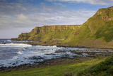 Cliffs Above the Giant's Causeway, County Antrim, Northern Ireland Photographic Print by Brian Jannsen