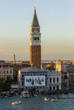 Skyline with Campanile. Venice. Italy Photographic Print by Tom Norring
