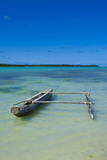 Ile Des Pins, New Caledonia, South Pacific Photographic Print by Michael Runkel