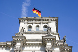 Reichstag. Parliament Building. Berlin. Germany Photographic Print by Tom Norring
