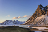 Vikurfjall Mountain and the Ring Road in Southeastern Iceland Photographic Print by Chuck Haney