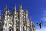Gothic Cathedral. Milan, Italy Photographic Print by Tom Norring