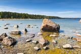 Baltic Sea, Vana Juri Ots, Estonia, Baltic States Photographic Print by Nico Tondini