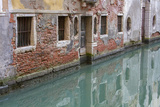Wall Decay. Venice. Italy Photographic Print by Tom Norring