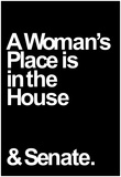 A Womans Place Prints