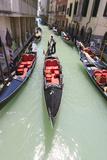 Gondola Traffic. Venice. Italy Photographic Print by Tom Norring
