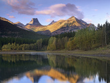 The Fortress at Wedge Pond, Kananaskis Country, Alberta, Canada Photographic Print by Tim Fitzharris