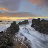 Roca Loca Point Near Jaco, Costa Rica Photographic Print by Tim Fitzharris