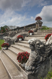 Vietnam, Hue Imperial City. Ruins of the Purple Forbidden City Photographic Print by Walter Bibikow