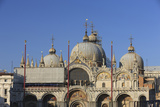 Roof of Saint Mark's Basilica. Venice. Italy Photographic Print by Tom Norring