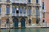 Home Entrance from Grand Canal. Venice. Italy Photographic Print by Tom Norring