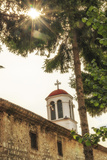 Christian Church, Lying on the Shore of Lake Ohrid Photographic Print by Emily Wilson