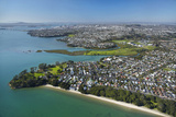 Coyle Park, Point Chevalier, Auckland, North Island, New Zealand Photographic Print by David Wall