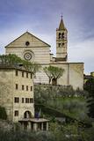 Basilica Di Santa Chiara, Assisi, Umbria, Italy Photographic Print by Brian Jannsen