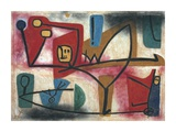 Arrogance Prints by Paul Klee