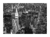 Aerial view of Manhattan, NYC Posters by Michel Setboun