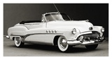 Buick Roadmaster Convertible Posters by  Gasoline Images