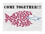 Come together!!! Posters par  Masterfunk collective