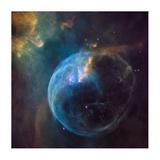 Bubble Nebula (NGC 7635) Posters av  NASA