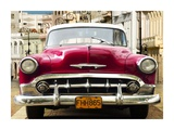 Classic American car in Habana, Cuba Poster by  Gasoline Images