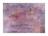 Kathedralen Poster von Paul Klee