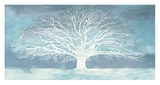 Aquamarine Tree Prints by Alessio Aprile