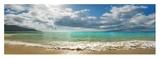 Baie Beau Vallon, Mahe, Seychelles Plakater af Frank Krahmer