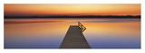 Boardwalk, Bavaria, Germany Prints by Frank Krahmer