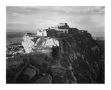 Full view of the city on top of mountain, Walpi, Arizona, 1941 Prints by Ansel Adams