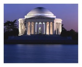 Jefferson Memorial, Washington, D.C. Prints by Carol Highsmith