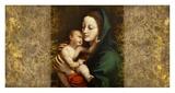 Holy Virgin (Italian school) Art by Simon Roux