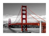 Golden Gate Bridge, San Francisco Prints by  Pangea Images